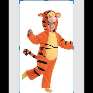 Kids Tigger costume